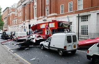 London Bus Bombings 2007